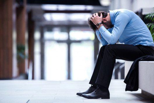 Jeder fünfte Bundesbürger leidet einmal im Leben unter Depression. (Bild: dotshock – Shutterstock.com)