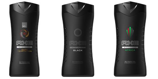 AXE Kollektion 2016 mit neuem Produktdesign (Bild: AXE)