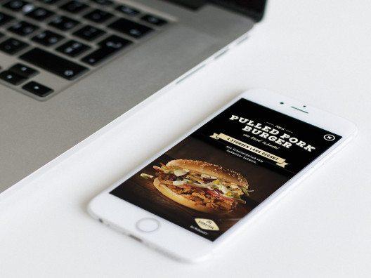 McDonald's Schweiz setzt innovative, digitale Werbemittel ein. (Bild: Goldbach Interactive)