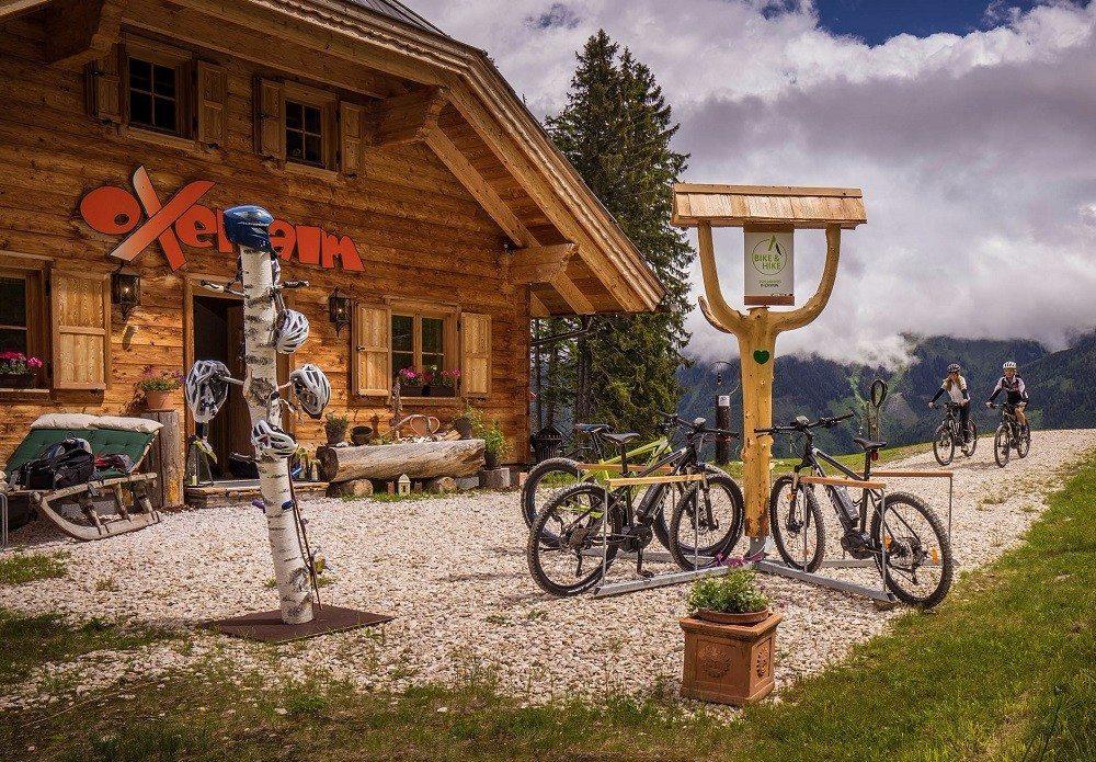 Schladming-Dachstein bietet neue Bike&Hike Angebote