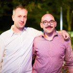 Bernhard Herzig (CEO) und Simon Muster (Leiter Beratung)