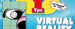 """Yps #1276 mit Virtual Reality-Brille / Weiterer Text über ots und www.presseportal.de/nr/8146 / Die Verwendung dieses Bildes ist für redaktionelle Zwecke honorarfrei. Veröffentlichung bitte unter Quellenangabe: """"obs/Egmont Ehapa Media GmbH"""""""