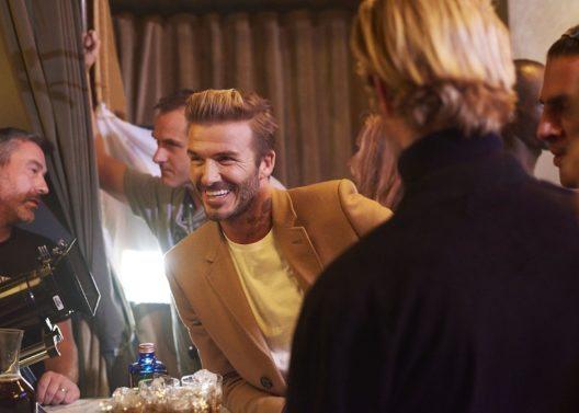 """Kreativer Werbespot mit David Beckham für neue Whiskymarke von Haig Club Clubman: """"Make your own rules"""". (Bild: © Diageo; Haig Club)"""
