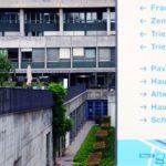 Frontwork sorgt für Orientierung am Stadtspital Triemli