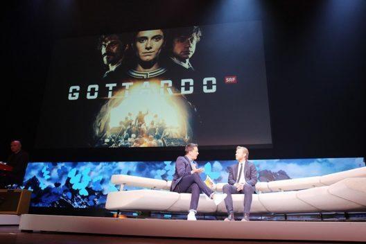Sven Epniey sprach mit Schauspieler Maxim Mehmet. (Bild: © screen-up)