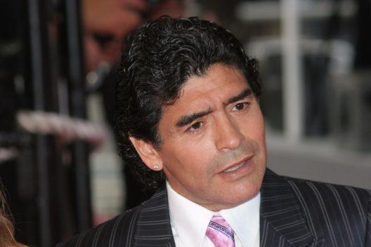 Die BTF Media wird das Leben des legendären Fussballspielers Diego Maradona verfilmen. (Bild: © Denis Makarenko - Shutterstock.com)