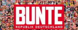 """Titel der Bunte Chronik """"Bunte Republik Deutschland"""" Weiterer Text über ots und www.presseportal.de/nr/116970 / Die Verwendung dieses Bildes ist für redaktionelle Zwecke honorarfrei. Veröffentlichung bitte unter Quellenangabe: """"obs/Bunte/Hubert Burda Media"""""""